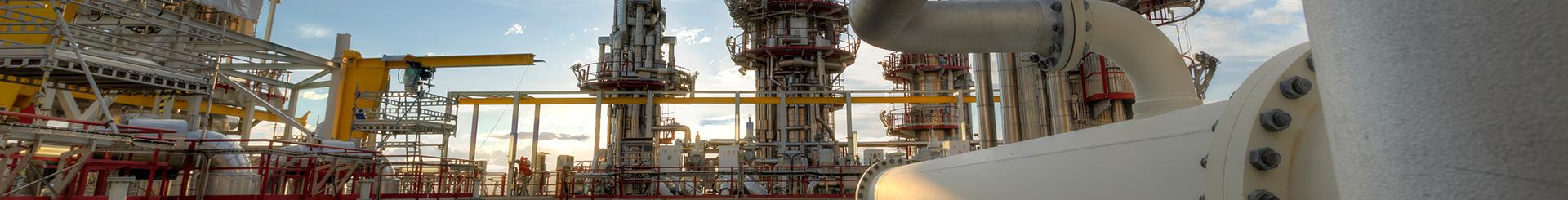 Oil, Gas & Petrochemical - Rolman World