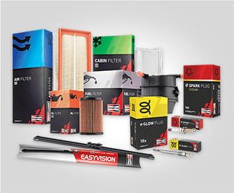 Champion - Rolman World - product range ignition, spark plugs