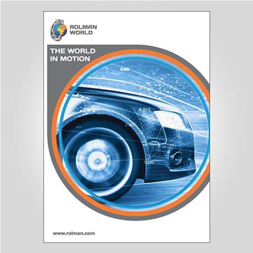 RW Automotive Aftermarket flyers