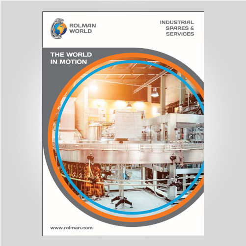industrial spares and services brochure