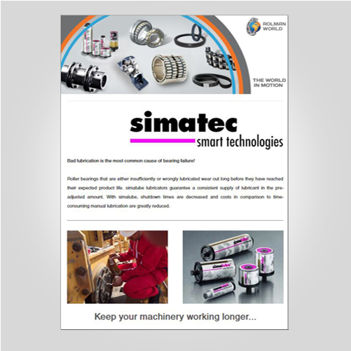 simatec automatic lubrication