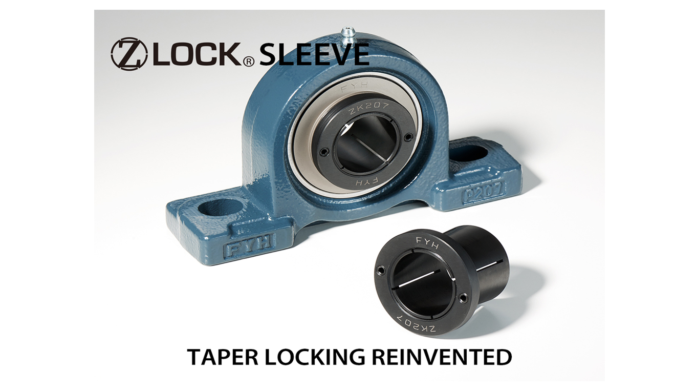 Z-LOCK Taper locking reinvented