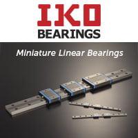 IKO miniature linear bearing