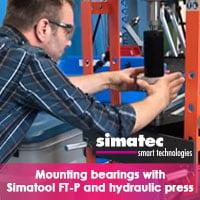 simatool fitting tool mounting bearings