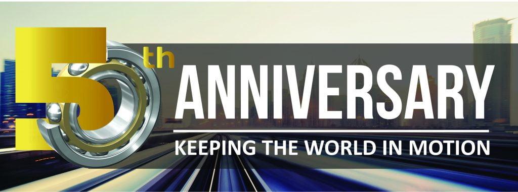 50 years Rolman World