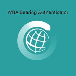 WBA bearing authenicator App fake checker