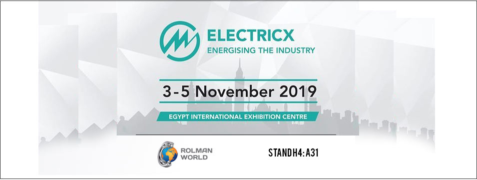 ElectricX egypt exhibition Nov 2019