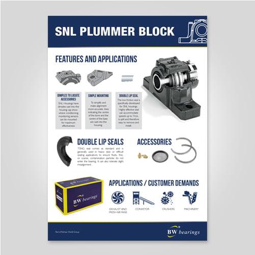BW - SNL Plummer Blocks