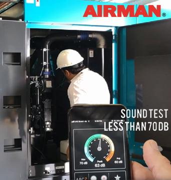 Airman sound proof test benefits