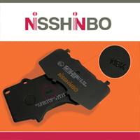 Nisshinbo oem quality NBK ceramic