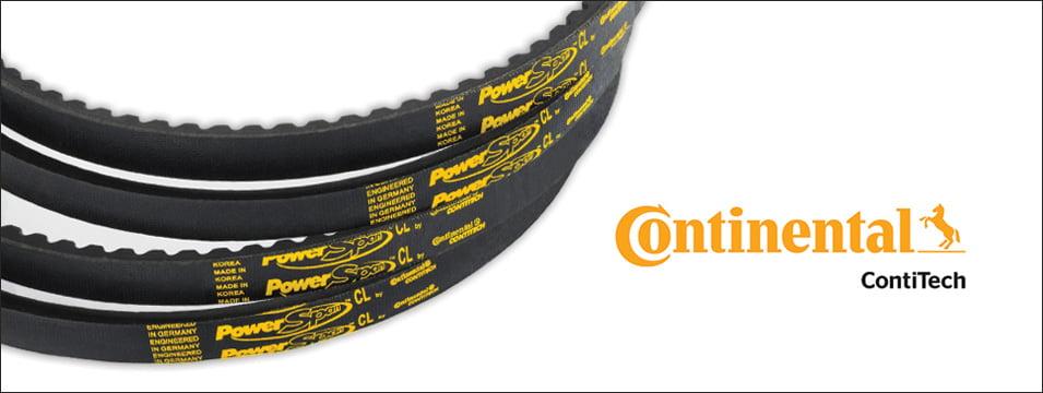 Contitech powerspan belts powerspan