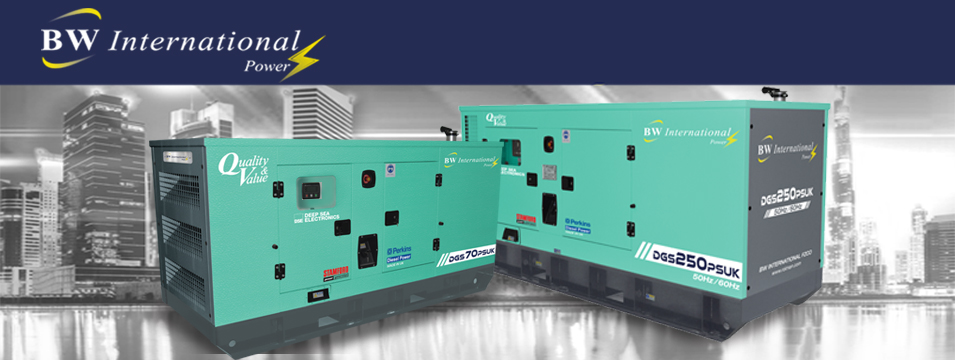 BWI Power generators